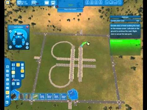 cities xl 2012 gameplay tutorial how to start a good cities xl realistic highway mod rhm tutorial part 5