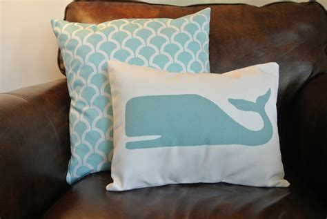 12x16 Pillow Cover by 12x16 Whale Pillow Cover Nautical Pillow By Polkadotpears