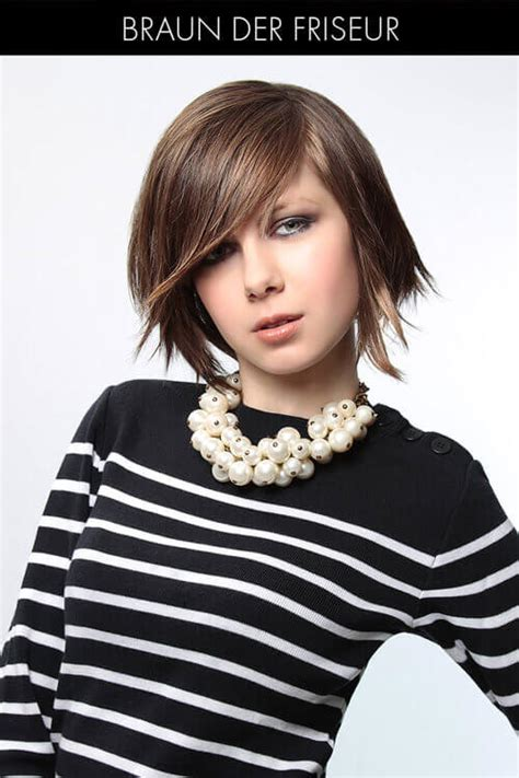 short hairstyles with long pieces 35 chocolate brown hair color ideas you ll really love