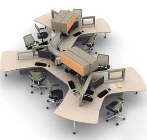 good Modular Home Office Furniture Collections #2: Modular-glass-office-furniture.jpg
