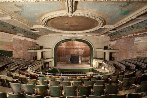 former theater makes the most beautiful parking garage in abandoned theatres archives urban ghosts media