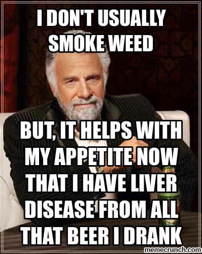 I Don T Usually Meme - i don t usually smoke weed