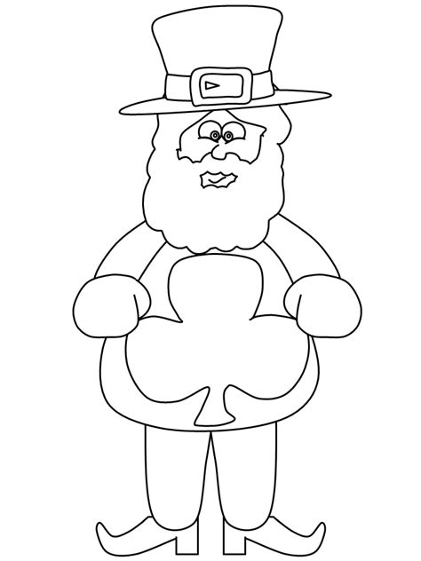 baby leprechaun coloring page how to draw patrick as a baby www imgkid com the image