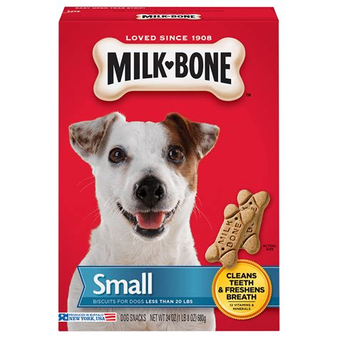 milk bones for dogs milk bone small biscuits petco