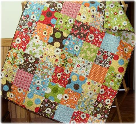 Patchwork Quilts For Babies - freebird patchwork baby quilt patchwork baby patchwork