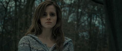 emma watson in harry potter harry potter and the deathly hallows part 1 bluray
