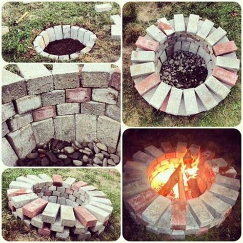 cool backyard projects diy ideas for creating cool garden or yard brick projects