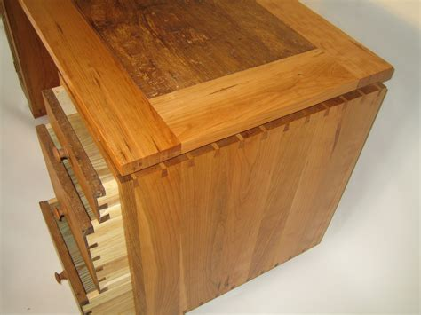 Handmade Wooden Desk - custom wood coffee tables