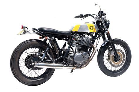 Custom Japstyle style brat style cafe racer custom motorcycles