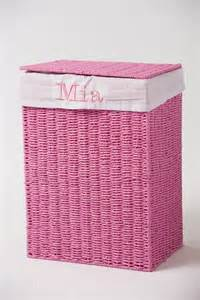 Personalised laundry basket small