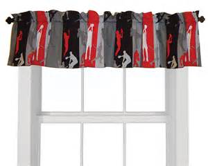 Boys Window Curtains Sports Themed Window Treatments For Boys Rooms Sports Themed Curtain Panels Gray And