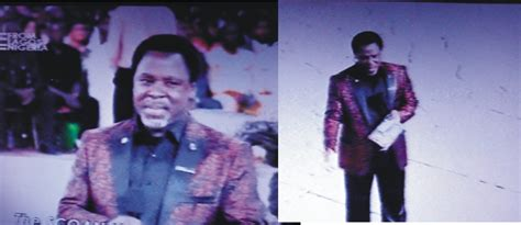 Nira Dress Wheat prophet tb joshua steps out on suit for the time