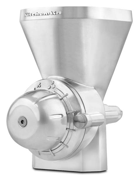 Kitchenaid Attachments For Cheap Kitchenaid Kgm Stand Mixer Grain Mill Attachment On Sale