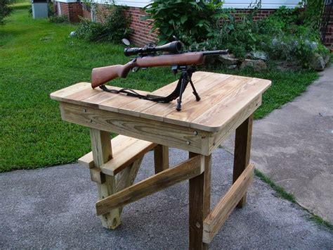 portable shooting bench predatormasters forums