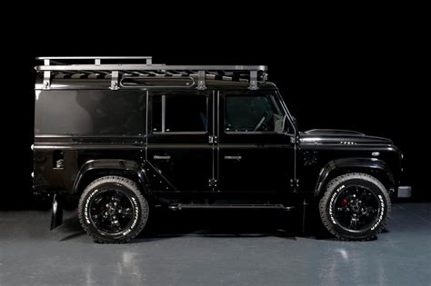 land rover truck land rover defender tuned by urban truck speed carz