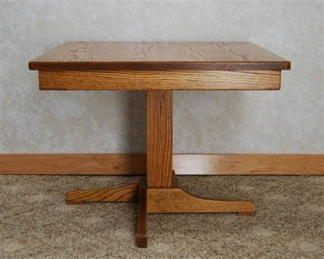 high low table de vries woodcrafters