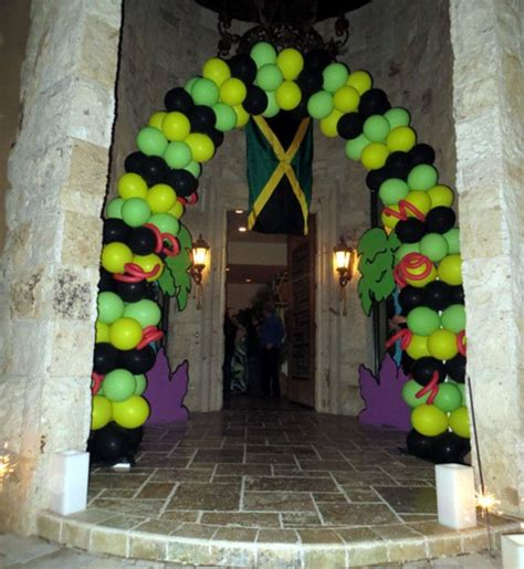 Jamaican Decorations by Top 25 Ideas About Carribean Theme On