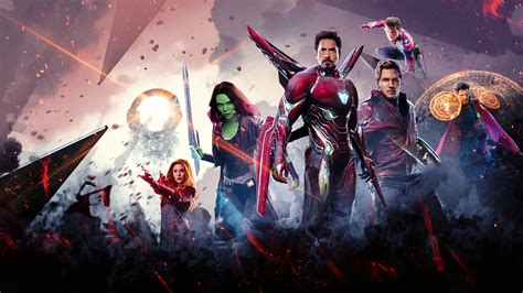 avengers infinity war hd wallpapers iron man