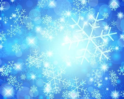 pattern natalizi illustrator christmas snowflakes blue background vector graphic free