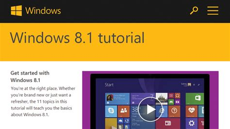 xp tutorial for beginners windows how to use windows 8 1 beginner s guide to windows 8 1