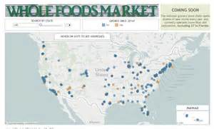 whole foods locations florida map interactive map whole foods stores