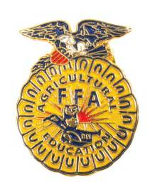 what are the ffa colors color ffa emblem pin pinemb 0000