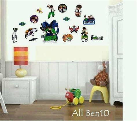 Ben 10 Wall Stickers jual all ben 10 wall sticker wallsticker wall stiker