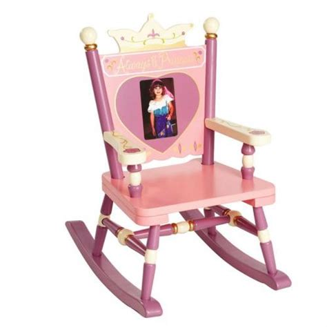 princess rocking chair princess royal rocking chair by levels of discovery