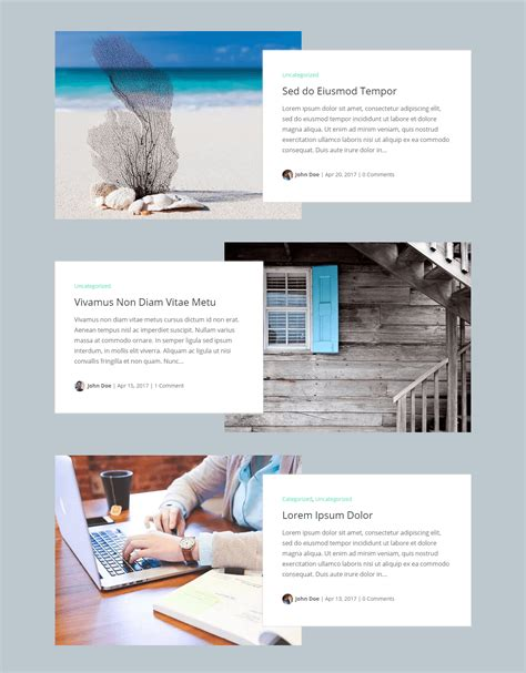 divi theme blog homepage divi blog extras divi blog layout plugin for creating