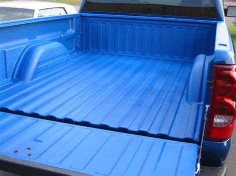 bed liner spray paint best sprayed in truck bed liners last longer armorthane