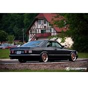 Tuning Mercedes Benz S Coupe C126