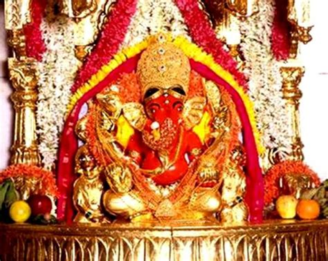 Temple Decoration Ideas For Home by Siddhivinayak Temple Ganesh Vinayak Temple