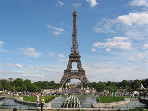 mundo pari eiffel tower top tourist attractions in france world