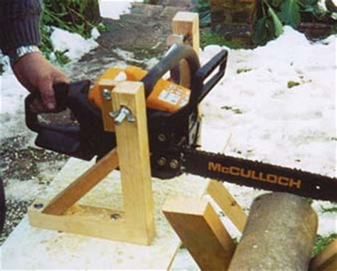 chainsaw bench support bracket bench for power chainsaw remapedia