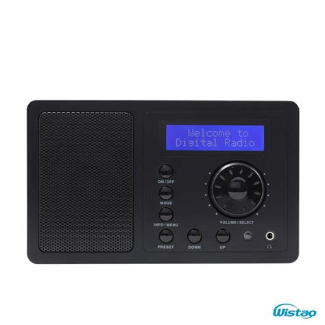Speaker Bluetooth Portable Lcd Digital Clock Black digital radio alarm clock bluetooth hotel technologies