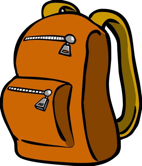 clipart graphics bag clipart graphic pencil and in color bag clipart graphic
