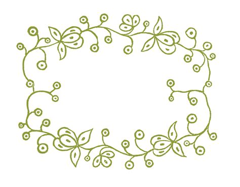 pattern for frame royalty free images embroidery patterns floral frames