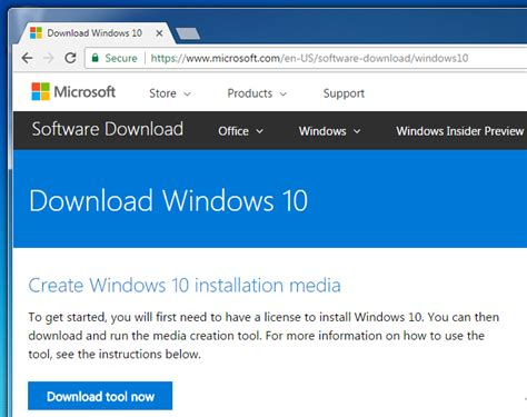 install windows 10 yet download windows 10 creators update iso for free