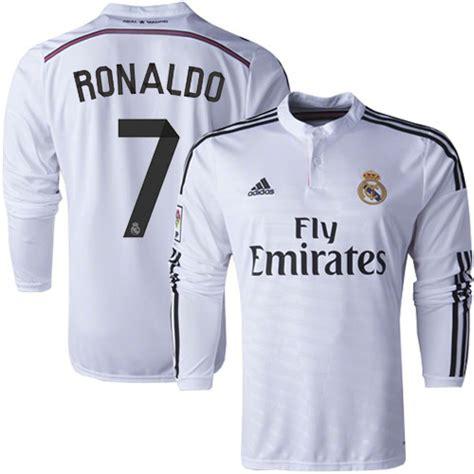 Kaos Cr7 ronaldo jersey