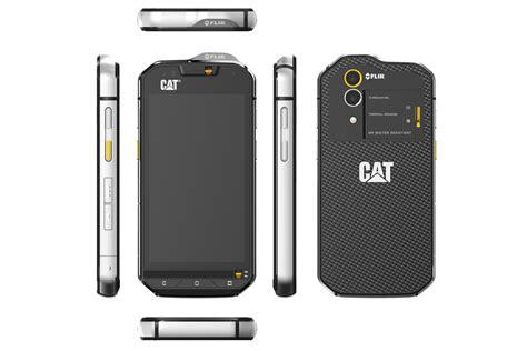 Caterpillar Cat Phone S60 cat s60 el primer m 243 vil con c 225 mara t 233 rmica integrada