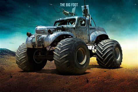 bid mad the awesome mad max fury road cars in pictures