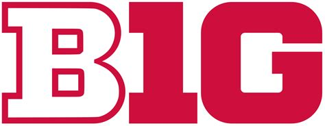 svg change color file big ten logo in ohio state colors svg wikimedia commons