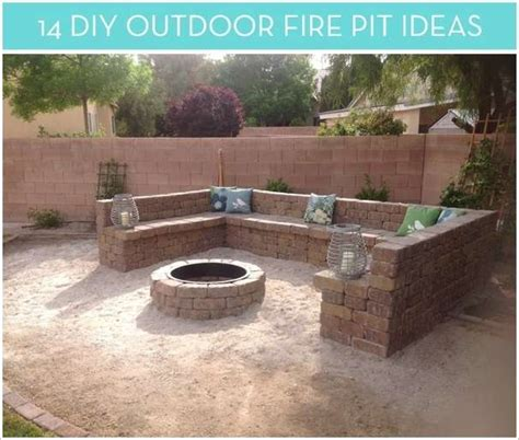14 diy pit ideas for your home
