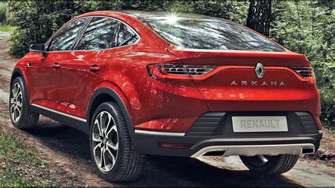 Renault Modelle 2020 by 2020 Renault Arkana Stylish Suv Coupe