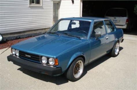 80s Toyota Post A Picture Of The Family Car You Remember From