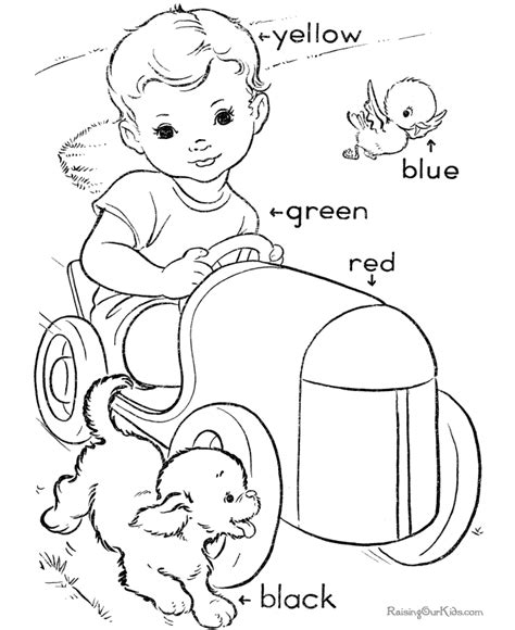 coloring page with color words sight word coloring pages printable az coloring pages