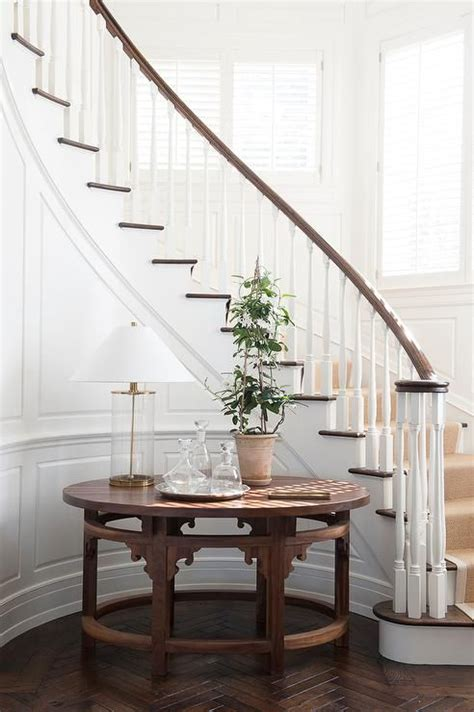 entryway stairs best 25 curved staircase ideas on marble