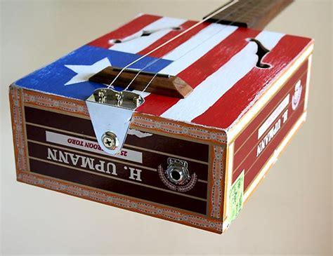 Handmade Cigar Box Guitars - cigar box handmade guitar