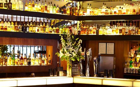 Salt Whisky Bar And Dining Room by Whisky Bars On The Inside