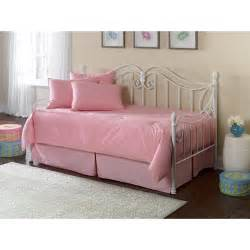 southern textiles pink daybed ensemble bedding and bedding sets at hayneedle